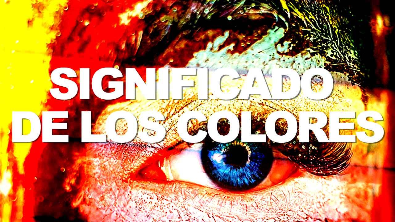 Significados psicológicos de los colores