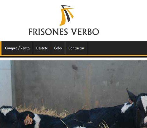 Frisones Verbo