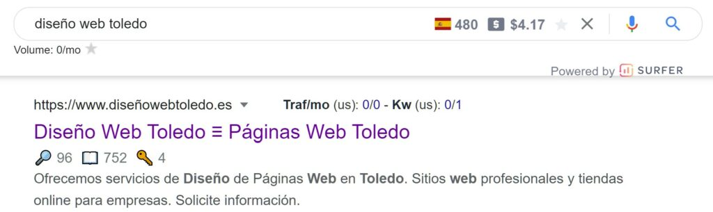 Etiqueta Title (HTML) para el SEO