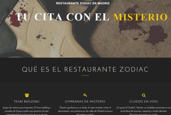 Restaurante Zodiac